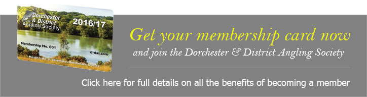 Join the Dorchester & District Angling Society